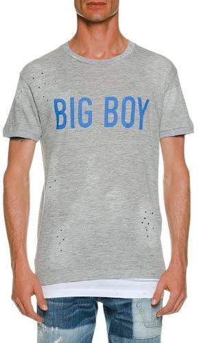 DSQUARED2 Big Boy Eyelet T-Shirt