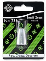 JEM Small Hair/Grass Multi-Opening Serrated Nozzle #233 (Carded)