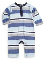 Splendid Baby Boy's Striped Rookie Playsuit