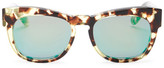 Wildfox Couture Women's Winston Deluxe Cat Eye Acetate Frame Sunglasses