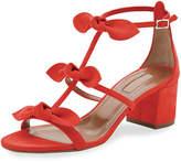 Aquazzura St. Tropez Bow 50mm Sandal