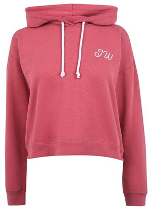 Jack Wills Belmont Cropped Hoodie Ladies