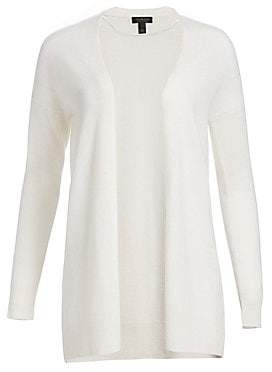 Saks Fifth Avenue Women's COLLECTION Featherweight Cashmere Cardigan