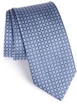Brioni Men's Neat Silk Tie