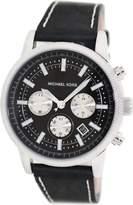 Michael Kors Men's Scout MK8310 Leather Quartz Watch