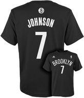 adidas Boys 8-20 Brooklyn Nets Joe Johnson Tee