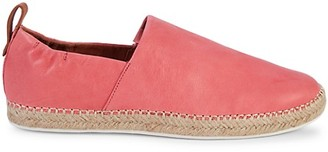 Gentle Souls Lana Leather Espadrille Flats