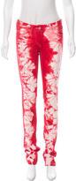 Isabel Marant Tie-Dye Skinny Jeans w/ Tags