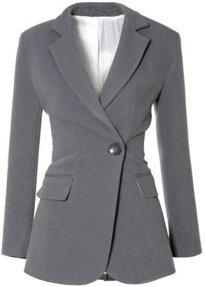 Aggi Isabella Baltic Grey Blazer