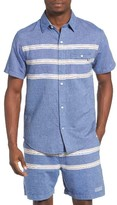 Sol Angeles Men's Puerto Woven Shirt