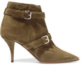 Tabitha Simmons Fitz Suede Ankle Boots