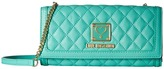 Love Moschino Quilted Wallet Bag Wallet Handbags