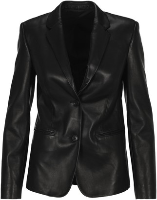 Helmut Lang Fitted Blazer
