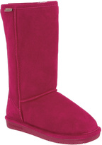 BearPaw Pomberry Emma Tall Suede Boot - Girls