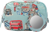 Cath Kidston London Town Classic Box Makeup Case