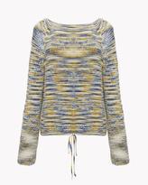 Theory Space-Dye Sweater