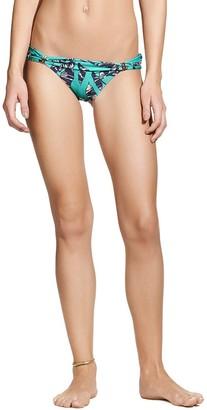 Vix Women's Kelp Bia Tube Full Bikini Bottom XS