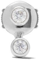 VANRYCKE 18kt white gold Mademoiselle Else diamond single earring