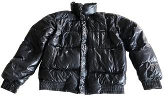 Pyrenex Black Coat for Women Vintage