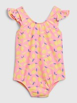 Gap Toddler Lemon Swim One-Piece
