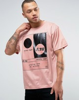 Diesel T-wallace - Na Tape Print T-shirt