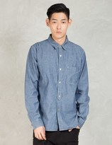 Spellbound Indigo Selvedge Chambray Standard Work Shirt
