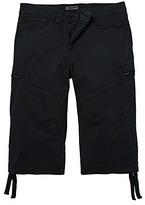 Voi Jeans Missile Navy 3/4 Length Short