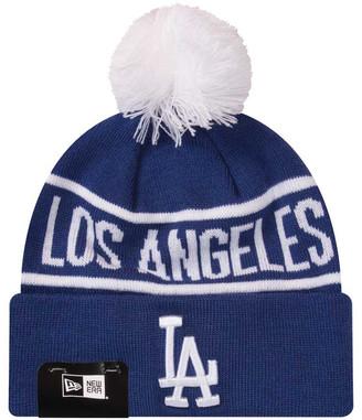 Los Angeles Dodgers 2019 New Era Homerun Knit Beanie