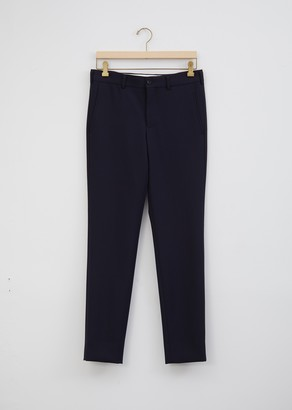 Comme des Garcons Wool Blend Flat Front Trousers