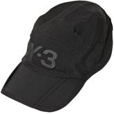 Y-3 Logo Packable Nylon Hat