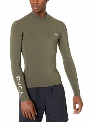 RVCA Men's Back Zip Neoprene Wetsuit Jacket