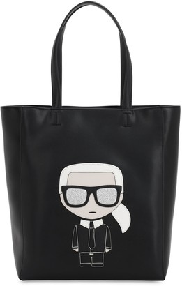Karl Lagerfeld Paris K/ikonik Soft Tote Bag