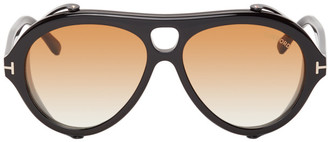 Tom Ford Black Neughman Sunglasses