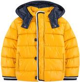 Mayoral Fleece-lined padded coat