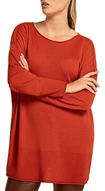 Marina Rinaldi Ambra Ribbed Sweater