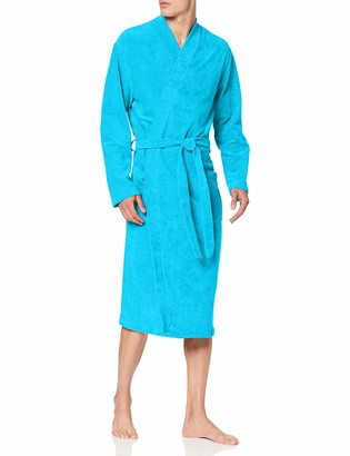 Trigema Men's 652100 Bathrobe