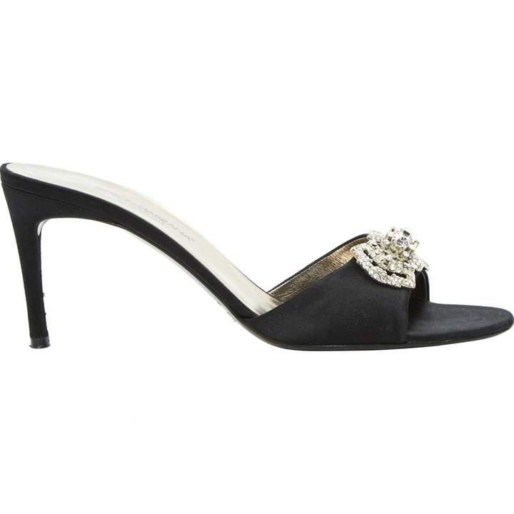 Dolce & Gabbana Cloth mules