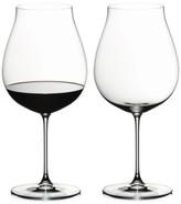 Riedel Veritas New World Pinot Noir Wine Glass Set of 2