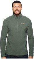 The North Face TKA 100 Glacier 1/4 Zip Men's Sweatshirt