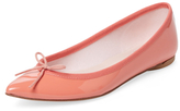 Repetto Brigitte Patent Leather Pointed-Toe Flat