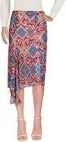 Monocrom 3/4 length skirts