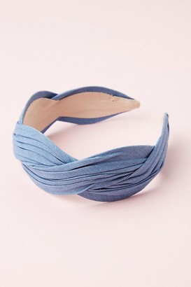 Anthropologie Laureta Wrapped Headband