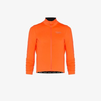 Pas Normal Studios red Defend cycling jersey