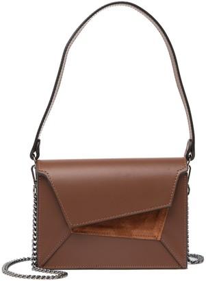 Persaman New York Ilaria Leather Shoulder Bag