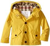 Burberry Packaway Parka Boy's Coat
