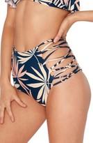 L-Space Women's L Space Tripp High Waist Bikini Bottoms