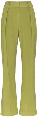 MATÉRIEL tailored straight leg trousers