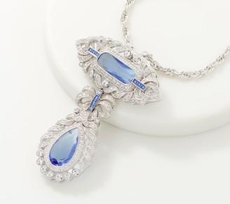 Grace Kelly Collection Princess Antoniette Brooch w/ Chain