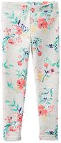 Carter's Floral Print Leggings