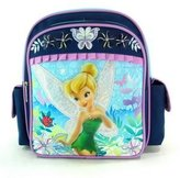 Disney Mini Backpack Tinkerbell Pixie Forest New School Book Bag 614195